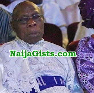 obasanjo sleeping crusade new york