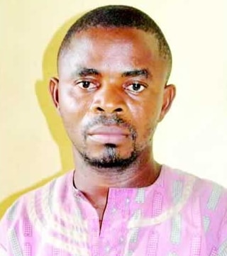 okada man arrested raping girls
