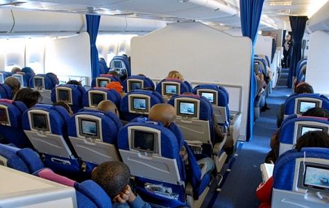 passengers fight british airways flight lagos london