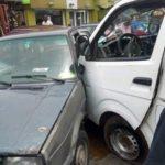 peace mass transit bus driver flees crash