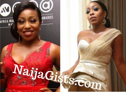rita dominic queen amvca red carpet