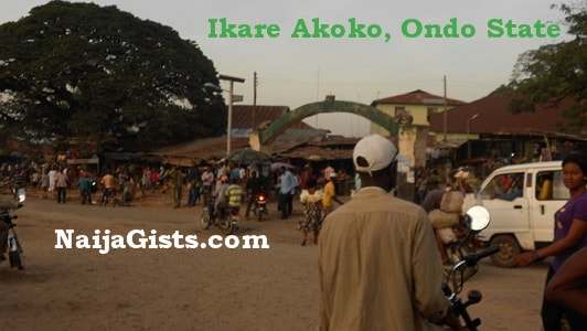 ritualists remove body woman ondo state