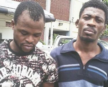 robbers kaduna arrested edo state