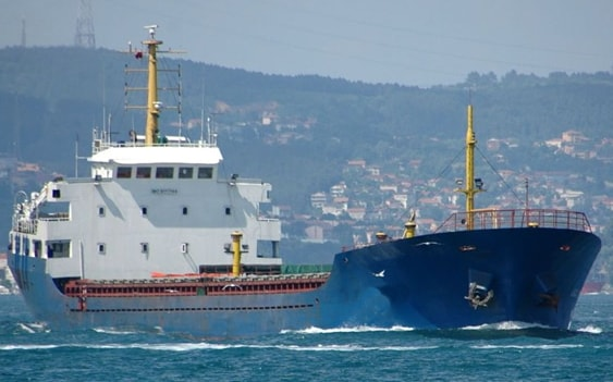 russian ship illegal ammunition nigeria detained south africa
