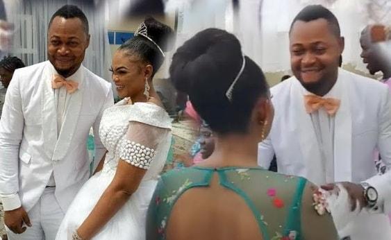 salma aminu pregnant before wedding