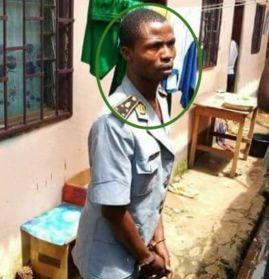 security guard sex married woman cameroon