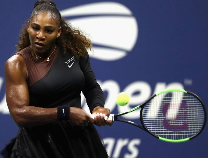 serena williams return us open victory