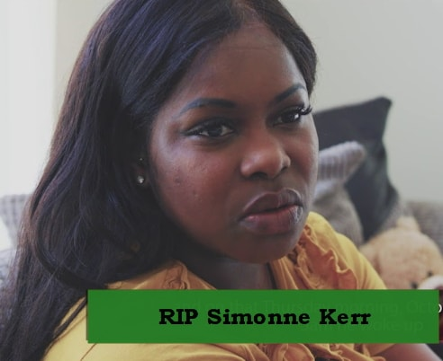 simonne kerr murdered london