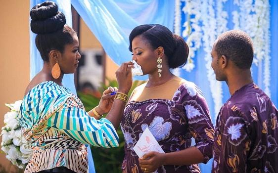 wedding vows renewal nigeria