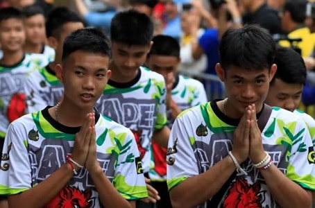 lessons learnt thailand cave boy rescue