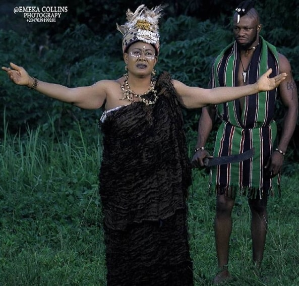the temptress nollywood movie