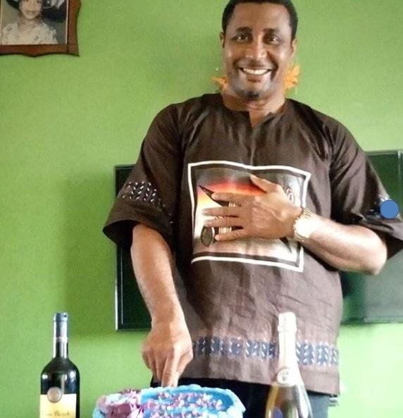 tony umez 54th birthday