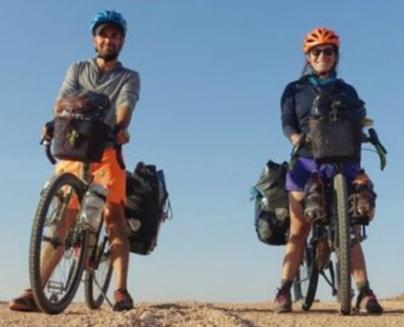 Lauren Geoghegan And Jay Austin killed Tajikistan
