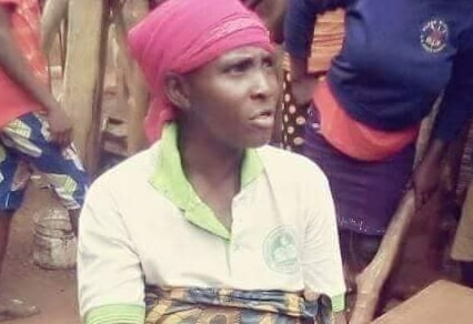 widowed woman buries child alive kaduna