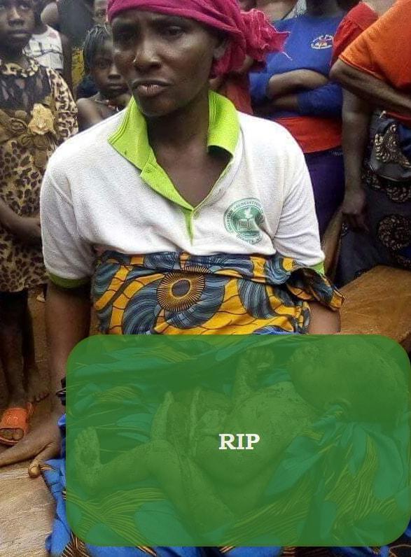 widow delivers baby kaduna buries alive