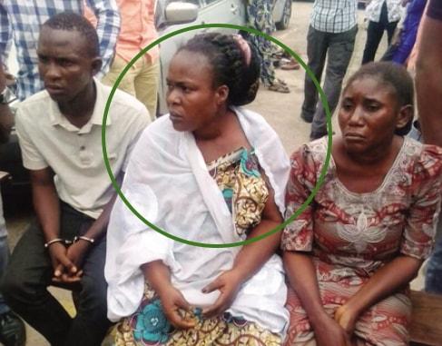 woman fakes kidnap money stingy husband