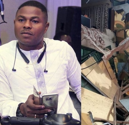 yinka ayefele wife begs ajimobi for 5 hours