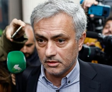 Jose Mourinho jailed tax evasion
