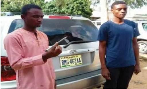 armed robbers nail throat man kano