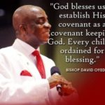 bishop oyedepo quotes success