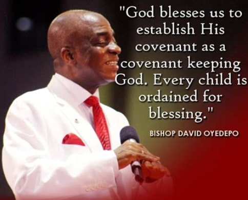 bishop oyedepo success quotes