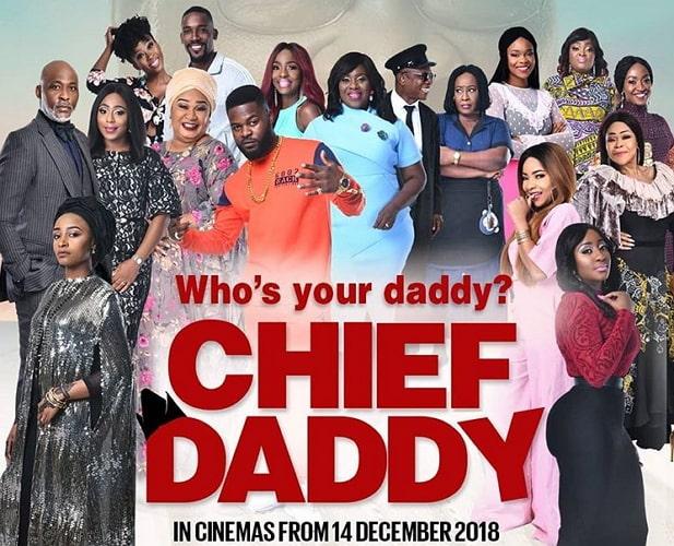 chief daddy nollywood movie