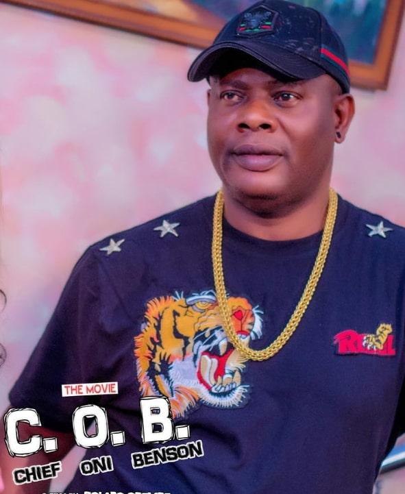 chief oni benson yoruba movie