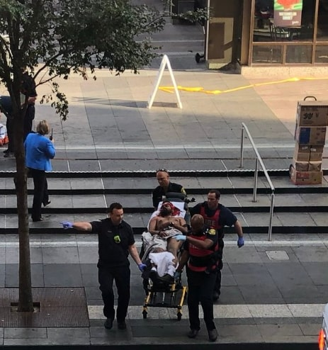 Cincinnati shooter dead