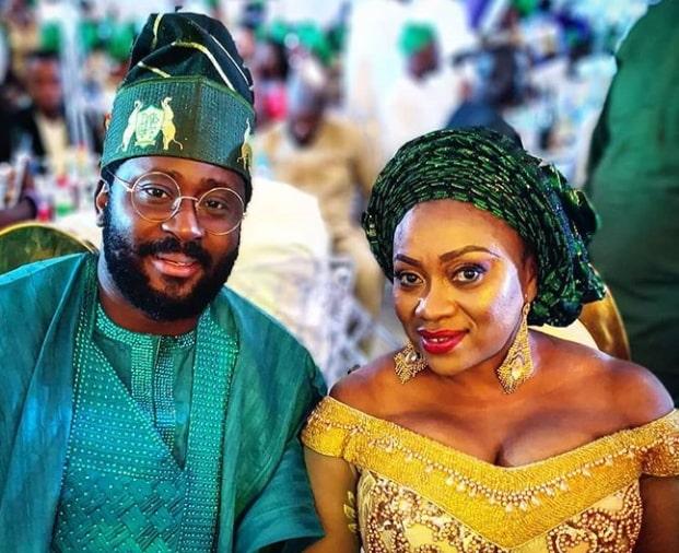 desmond elliot wife wedding