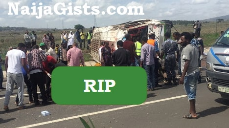 driver crushes mother baby death abeokuta