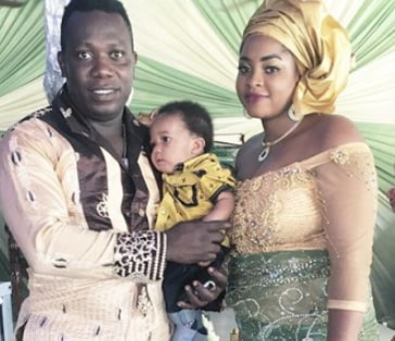 duncan mighty wife
