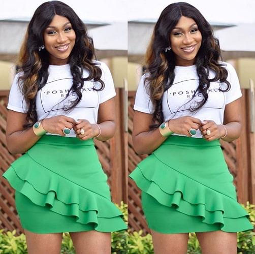 ebube nwagbo chic clothing line