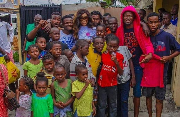 ebube nwagbo foundation