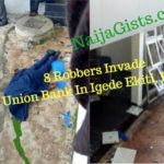ekiti union bank robbery attack