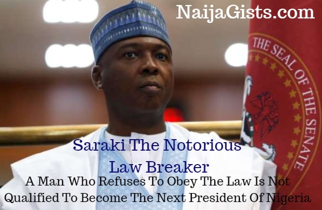 group sues saraki refusing vacate seat