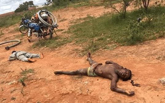 gunmen attacks miners plateau state