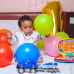 happy first birthday baby boy