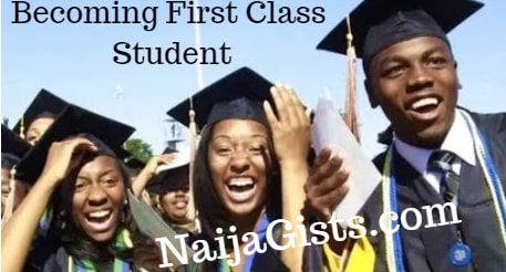 how to become first class student nigeria