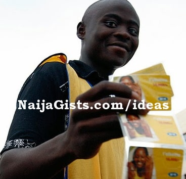 how to start recharge card selling business