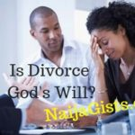 is divorce God will
