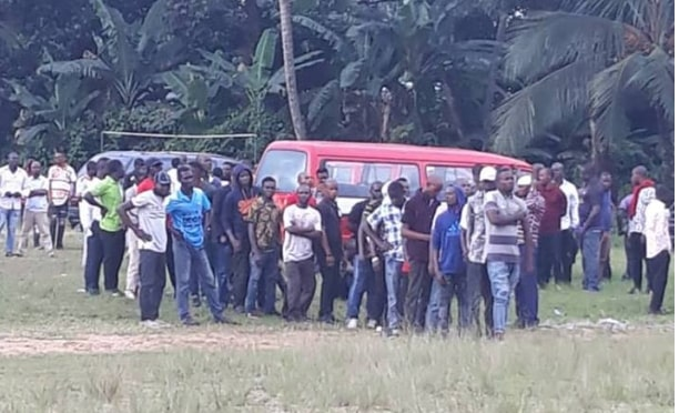 islands cult members surrender akwa ibom