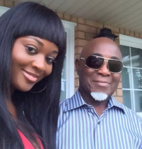 jackie appiah father dad