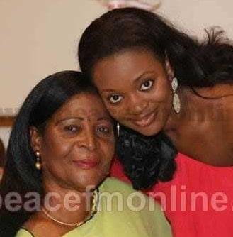 jackie appiah mother