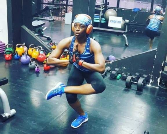 kate henshaw fittest nigerian actress