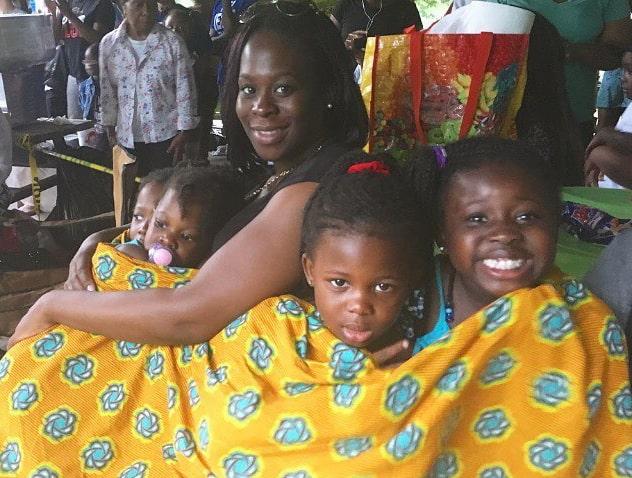 kofi danso children