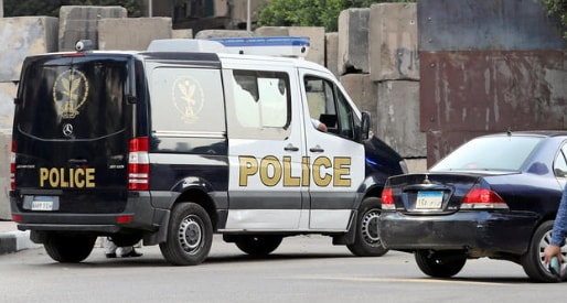 man throws explosive device us embassy cairo egypt