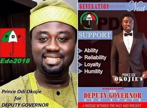 mercy johnson husband dumps PDP Joins APC