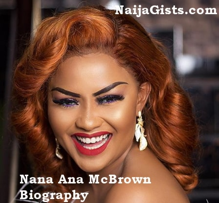 nana ana mcbrown biography net worth