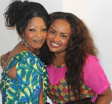 nana ana mcbrown adopted mother