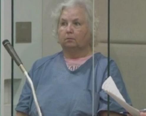 nancy brophy arrest mugshot
